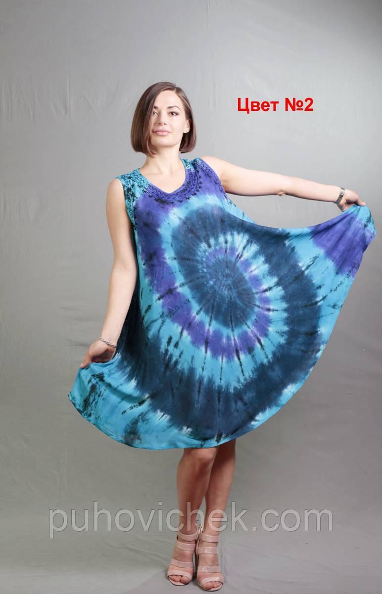 Модні літні сукні жіночі розміри 48-58