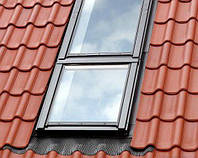 Влагостойкие  мансардные окна Велюкс, Факро