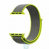 Ремешок для Apple Watch Nylon Loop 42mm 02, flash