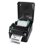 Термотрансферный принтер этикеток GoDEX GE300, фото 2
