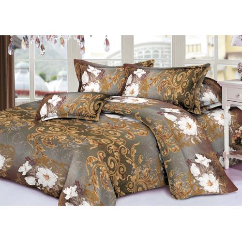 Качественное постельное белье ТЕП  RestLine 126  «Golden night» 3D дешево от производителя.