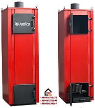 Амика Тайм (Amica Time) модельный ряд 20, 40, 60 кВт. Амика Тайм позиционируются как котлы сверх длительного горения.