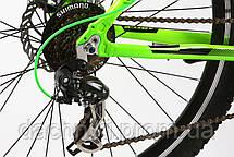 """Велосипед ARDIS Ezreal MTB 26"""" 19"""" Салатовый, фото 3"""