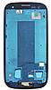 Samsung Galaxy S3 i9300 Корпус  синий