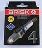 Газовые свечи Silver Brisk DR15YS