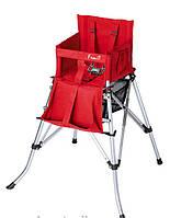 Детский стульчик переносной FemStar One2Stay красный