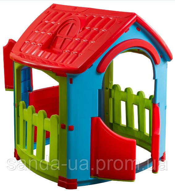 Детский игровой домик 108х101х110.5 см PalPlay Work shop play house  26685