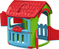 Детский игровой домик - кухня  105х101х110 PalPlay Play house w/o work shop&kitchen 26686