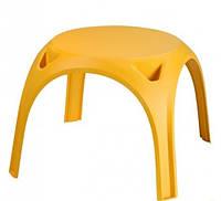 Детский стол Monoblock kids table желтый