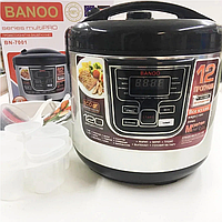 Мультиварка Banoo BN-7001 6л 1500W 12 программ