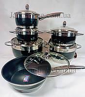 Набор посуды Edenberg EB-4049  12 предметов