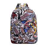 Рюкзак чоловічий жіночий шкільний портфель Саус Парк, фото 2