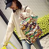 Рюкзак чоловічий жіночий шкільний портфель Саус Парк, фото 4
