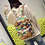 Рюкзак чоловічий жіночий шкільний портфель Саус Парк, фото 5