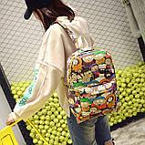 Рюкзак чоловічий жіночий шкільний портфель Саус Парк, фото 6