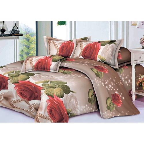 Качественное постельное белье ТЕП  RestLine 128  «Rosalina» 3D дешево от производителя.