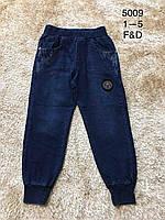 Брюки под джинс для мальчиков F&D 1-5лет, фото 1