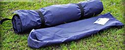 Самонадувной матрас, само надувной коврик в палатку, размер 175 х 60 х 2,5 см.
