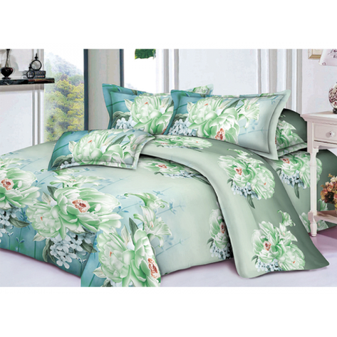 Качественное постельное белье ТЕП  RestLine 131  «Neva» 3D дешево от производителя., фото 2