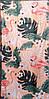 Пляжное полотенце 75х150 Фламинго