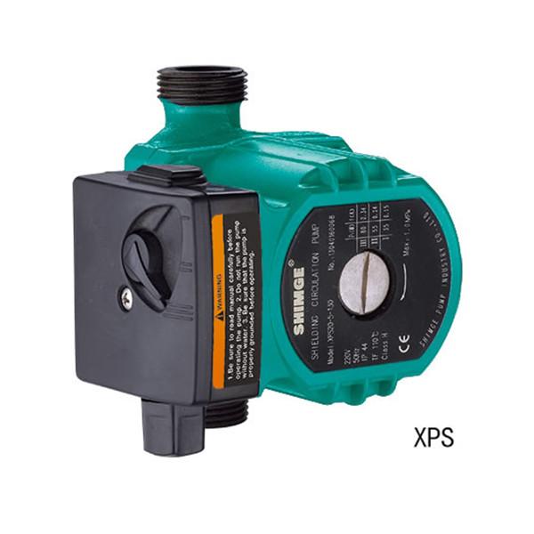 Насос циркуляционный XPS 25-4-180мм + гайки SHIMGE 1/8