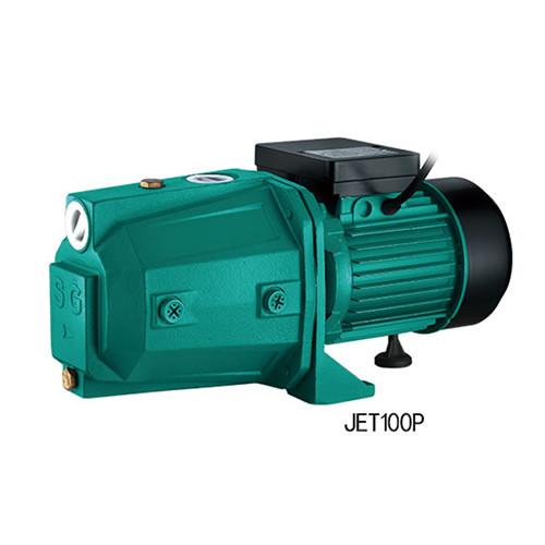 Насос центробежный 0.75 кВт 46м-70л/мин чугун самовсасывающий SHIMGE JET 100P