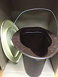 Ведро-туалет с крышкой, фото 5