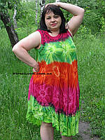 Женский сарафан -ламбада (с 50-58 размер)