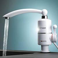 Delimano водонагреватель кран, делимано, кран водонагревательный проточный, кран водонагрівач, водонагреватель
