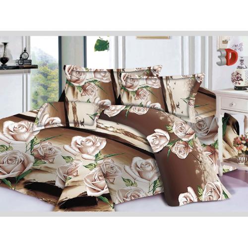 Качественное постельное белье ТЕП  RestLine 133  «Monsa» 3D дешево от производителя.