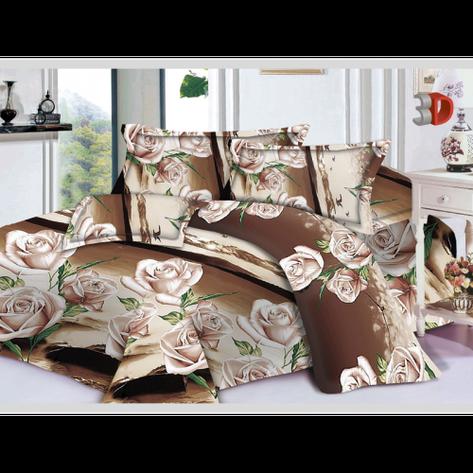 Качественное постельное белье ТЕП  RestLine 133  «Monsa» 3D дешево от производителя., фото 2