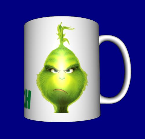 Кружка / чашка Гринч