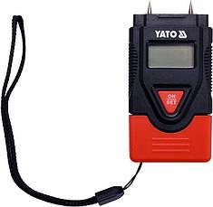 Вологомір для деревини і будматеріалів YATO YT-73140, фото 2