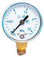 Манометр кислородный  0-2.5 МПа