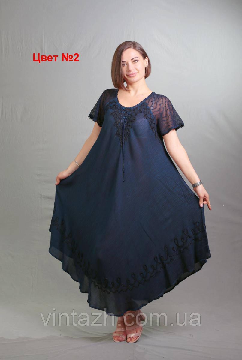 Жіноче літнє плаття розміру 58-64 в Україні