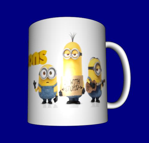 Кружка / чашка Миньоны