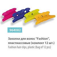 Зажимы для волос SPL 964082 Fashion 12шт/уп