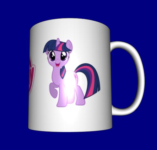 Кружка / чашка Мой маленький пони