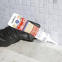 Герметик силіконовий водостійкий для кухні та ванної 82.3 мл Ge Sealants