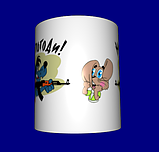 Кружка / чашка Ну, погоди!, фото 2