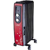 Масляный обогреватель Adler AD 7803 2000W  масляный радиатор