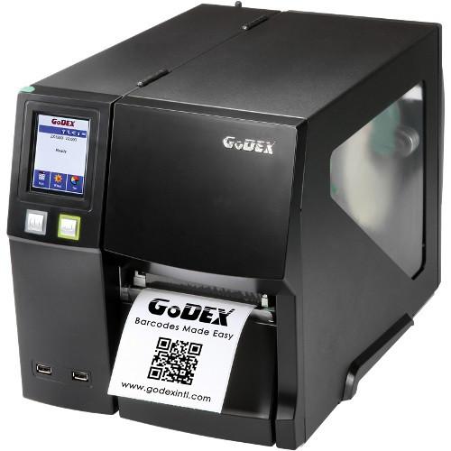 Промышленный принтер этикеток GoDEX ZX 1200i