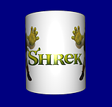 Кружка / чашка Шрек, фото 2