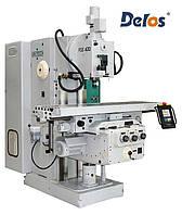 FSS-400 консольно-фрезерний верстат комплект УЦИ DS60-3V і лінійок 5 мкм, фото 1
