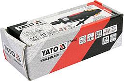Шлифмашина прямая пневматическая YATO YT-09632, фото 3