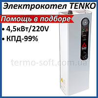 Электрический котел Tenko Эконом 4,5 кВт 220В. Электрокотел Тенко для отопления дома, квартиры