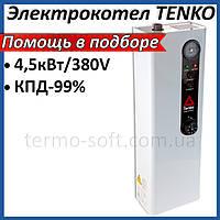 Электрический котел Tenko Эконом 4,5 кВт 380В. Электрокотел Тенко для отопления дома, квартиры
