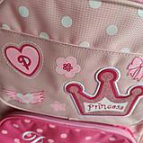 Рюкзак школьный ортопедический Dr. Kong, Princess, розовый,  размер S, фото 7