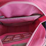 Рюкзак школьный ортопедический Dr. Kong, Princess, розовый,  размер S, фото 6