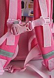 Рюкзак школьный ортопедический Dr. Kong, Princess, розовый,  размер S, фото 5